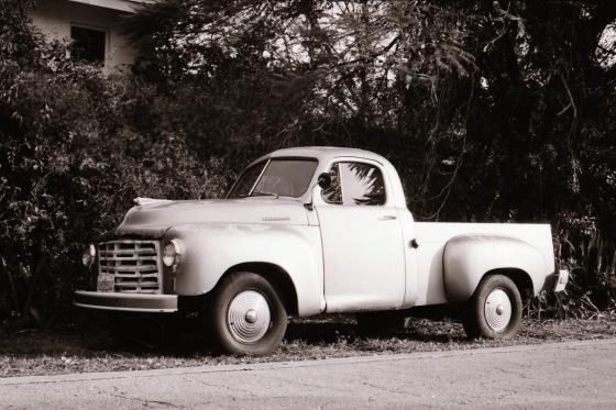 Studebaker Black & White