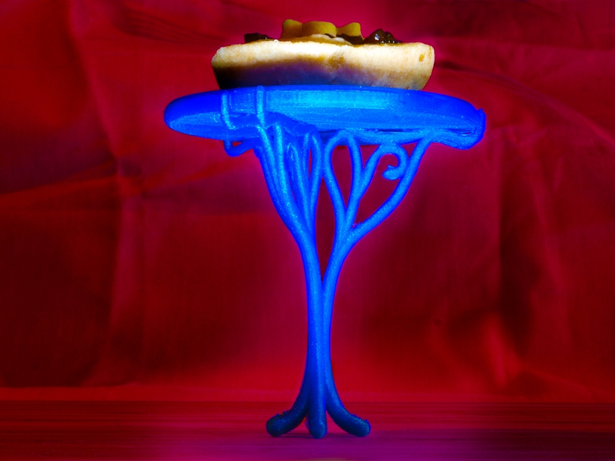 Sweet Pedestal - 3D Print, thing:1062959