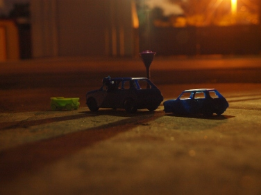 Street Scene - 3D prints, thing:220682, thing:359008, thing:396360, and thing:273949