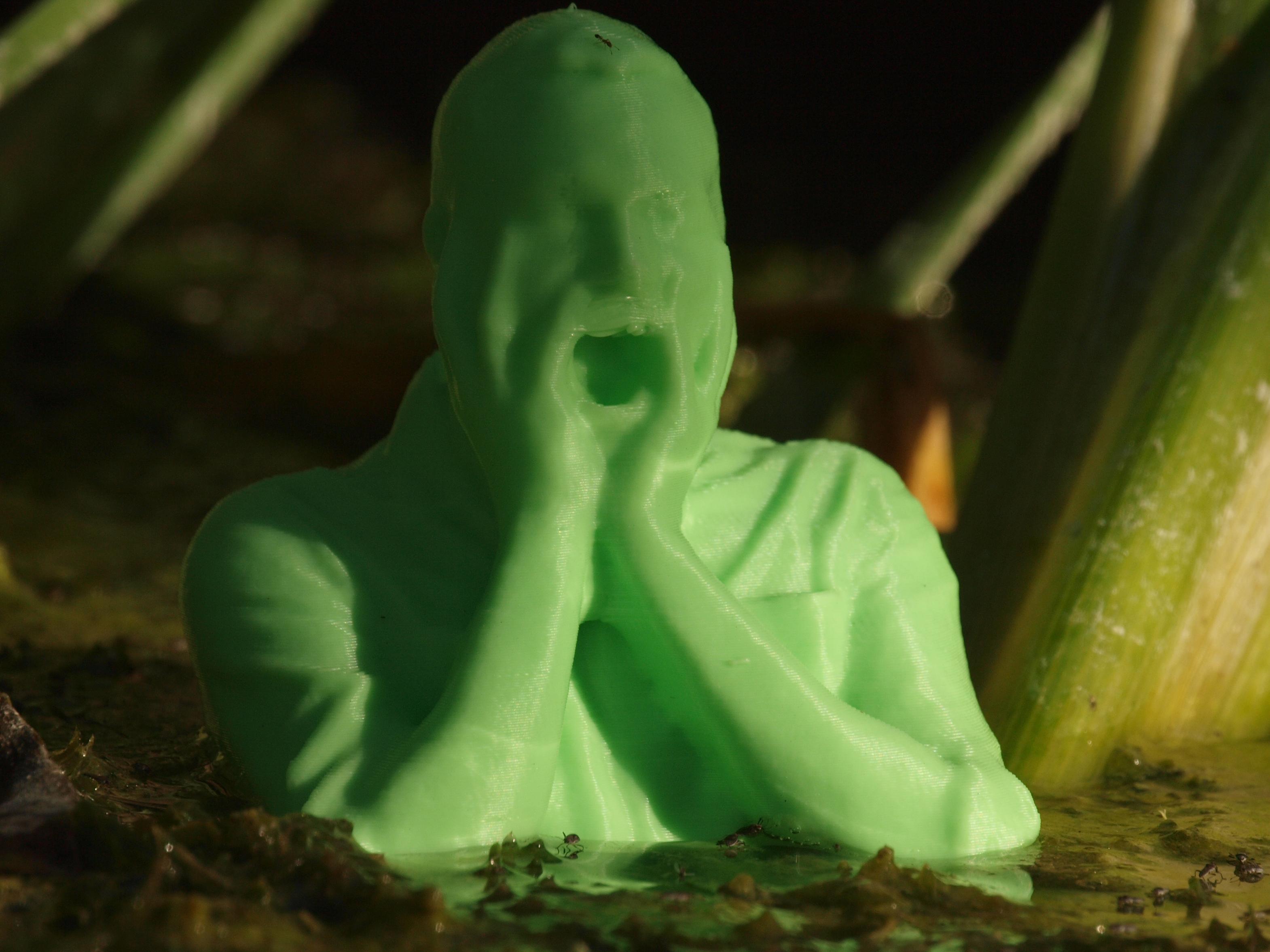 Sinking - 3D Print, thing:31170