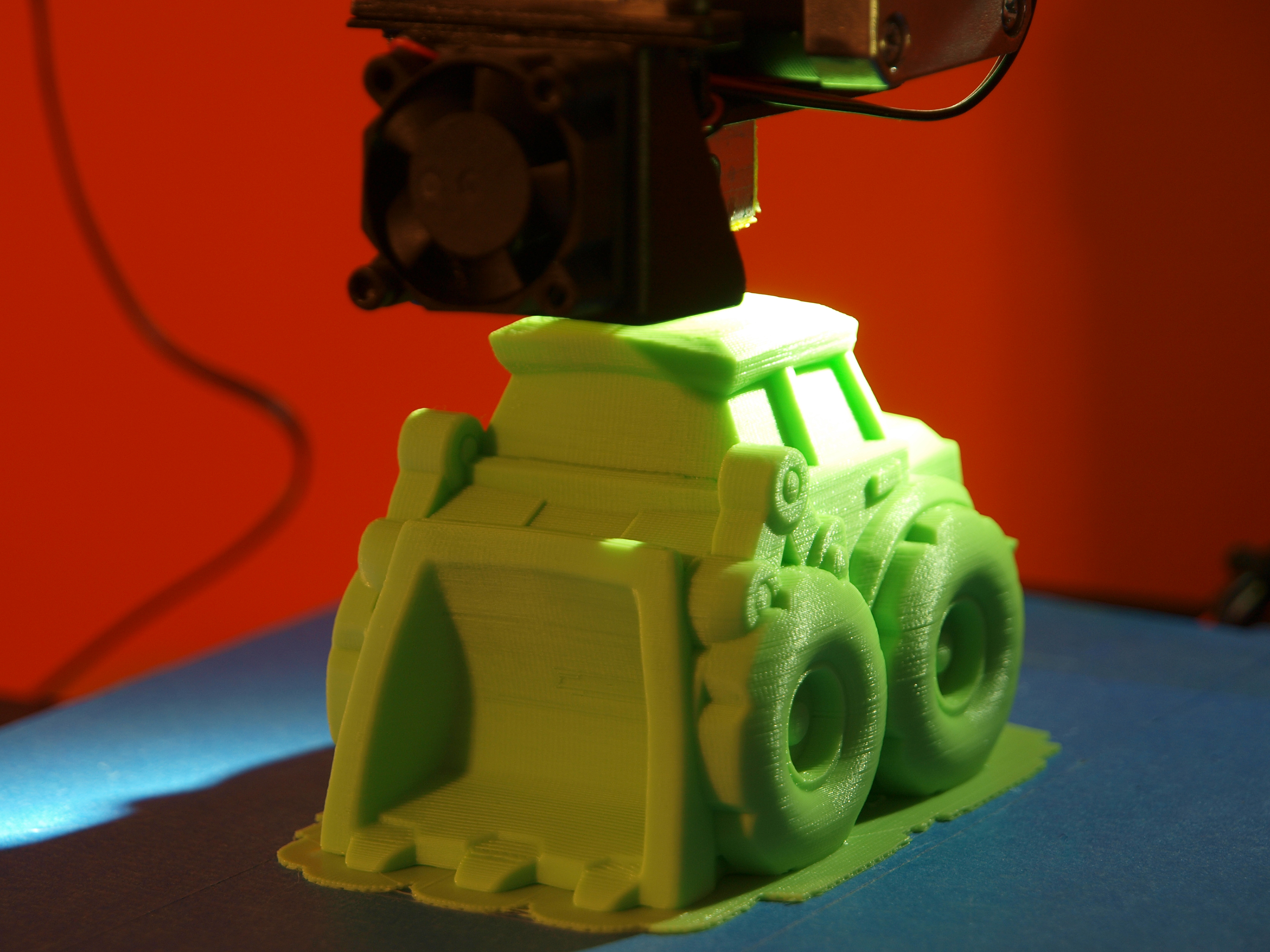 Sturdy Scooper - 3D Print, thing:222415