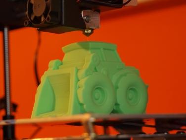 Sturdy Scooper - 3D Print, thing:222415