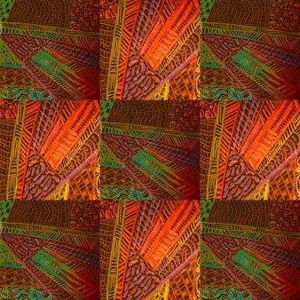 Zentagle texture